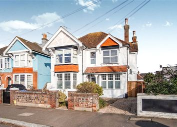 Thumbnail 3 bed flat for sale in Windsor Road, Worthing, West Sussex
