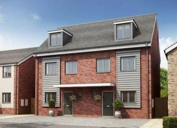 Thumbnail 3 bed semi-detached house for sale in Handley Way, Ryhope