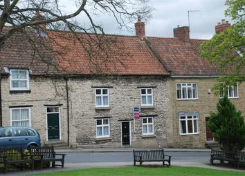 Thumbnail 3 bed cottage for sale in Hall Garth, Pickering, North Yorkshire