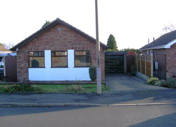 Thumbnail 2 bed bungalow to rent in Brynsmoor Road, Brinsley
