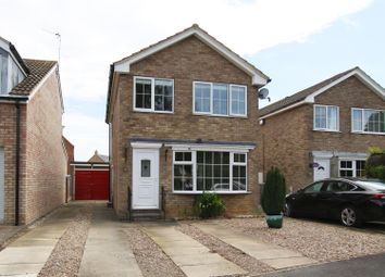 Thumbnail 3 bed detached house to rent in 33 Ryedale Close, Norton, Malton, North Yorkshire