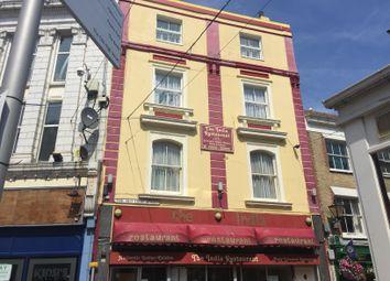 Thumbnail 6 bed maisonette for sale in The Old High Street, Folkestone