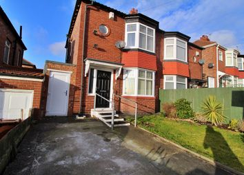 Thumbnail 2 bed semi-detached house for sale in Eastgate Gardens, Elswick, Newcastle Upon Tyne
