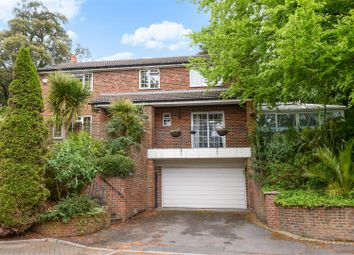 Thumbnail 4 bedroom detached house for sale in Glenmount Drive, Parkstone, Poole