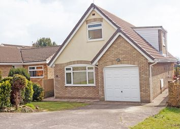 Thumbnail 3 bed detached house for sale in Bassett Road, Sully
