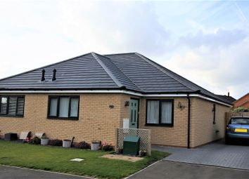 Thumbnail 2 bed semi-detached bungalow for sale in Marratts Lane, Great Gonerby, Grantham