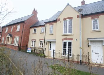 Thumbnail 3 bed terraced house for sale in Pepper Mill, Lawley Village, Telford
