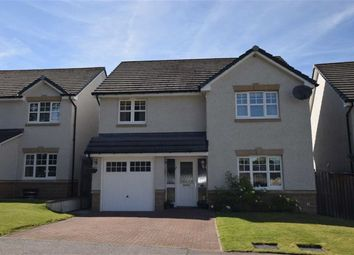 Thumbnail 4 bed detached house for sale in Foresters Way, Inverness