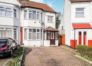 Thumbnail 3 bed end terrace house for sale in Gantshill Crescent, Ilford