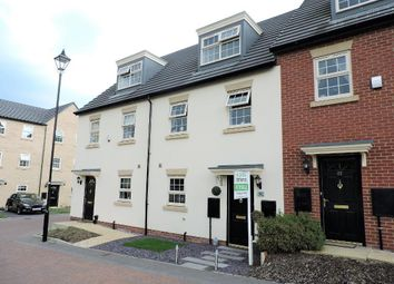 Thumbnail 3 bed town house for sale in Woodbourn Gardens, Wombwell, Barnsley