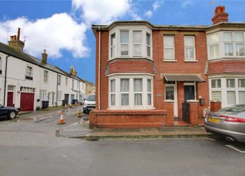 3 bed end terrace house for sale in Brunswick Road, Worthing, West Sussex BN11