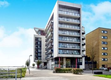 Thumbnail 2 bed flat for sale in Eddystone House, Ferry Court, Cardiff, Caerdydd