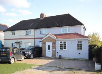 2 bed semi-detached house for sale in Old House Lane, Roydon, Harlow CM19