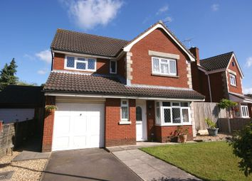 Thumbnail 4 bed detached house for sale in Goldfinch Road, Creekmoor, Poole