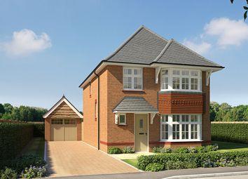"Thumbnail 4 bedroom detached house for sale in ""Stratford"" at Bramling Way, Rainham, Gillingham"