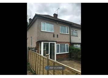 Thumbnail 3 bed end terrace house to rent in Southend Arterial Road, Gidea Park