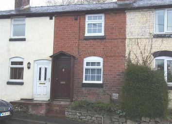 Thumbnail 2 bed terraced house to rent in 2, Morda Bank Cottages, Oswestry, Oswestry, Shropshire