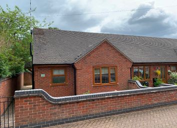 Thumbnail 1 bed bungalow to rent in Hillside Court, Breedon On The Hill