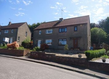 Thumbnail 2 bed semi-detached house for sale in Mayfield Crescent, Clackmannan