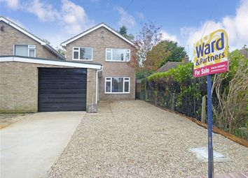 Thumbnail 4 bed link-detached house for sale in York Avenue, Walderslade, Kent