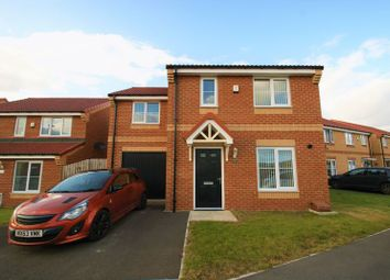 Thumbnail 3 bed detached house for sale in Elderwood Gardens, Middlesbrough
