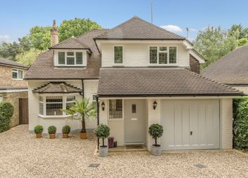 Thumbnail 4 bed detached house for sale in Leatherhead Road, Oxshott, Leatherhead