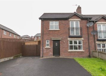 Thumbnail 3 bedroom semi-detached house for sale in 10, Thornberry Close, Belfast