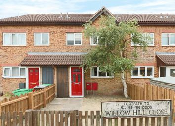 Thumbnail 3 bed town house for sale in Willow Hill Close, Bulwell, Nottingham