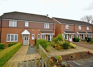 Thumbnail 2 bed semi-detached house for sale in Lanes End, Chineham, Basingstoke