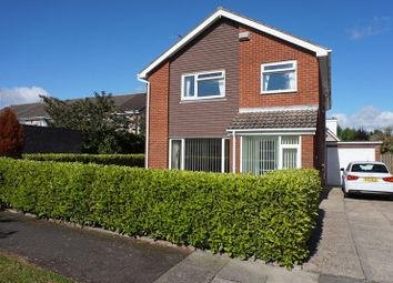 Thumbnail 4 bed detached house for sale in Hereford Court, Newcastle Upon Tyne