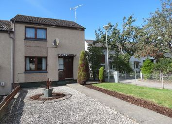 Thumbnail 2 bed end terrace house for sale in Morvich Way, Inverness