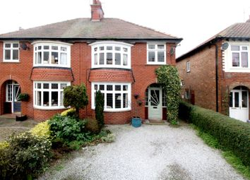 Thumbnail 3 bed semi-detached house for sale in Victoria Road, Driffield