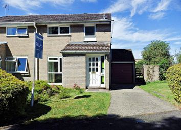 Thumbnail 3 bedroom semi-detached house to rent in Queen Emmas Dyke, Witney, Oxfordshire