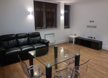 Thumbnail 3 bed flat to rent in London Road, North Cheam