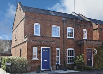 Thumbnail 2 bed semi-detached house for sale in Wickham Way, Sherfield-On-Loddon, Hook