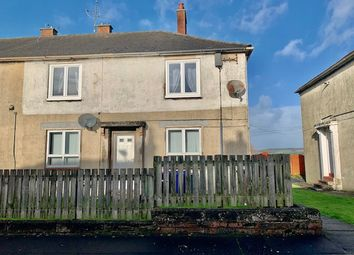 Thumbnail 2 bed flat for sale in Miller Place, Mossblown, Ayr