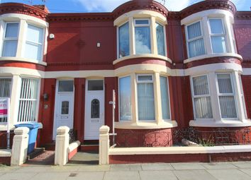 Thumbnail 3 bed terraced house for sale in Bankburn Road, Tuebrook, Liverpool