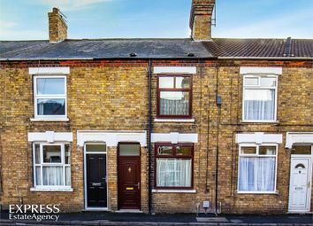 Thumbnail 2 bedroom terraced house for sale in Queens Street, March, Cambridgeshire