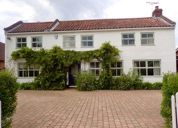 Thumbnail 6 bed detached house for sale in Mill Lane Horsford, Norwich