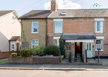 Thumbnail 4 bed terraced house for sale in Grove Road, Chertsey