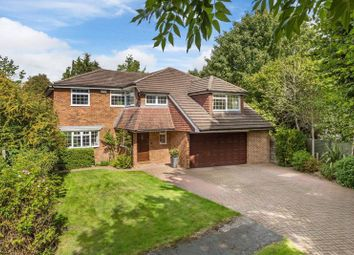 Thumbnail 5 bed detached house for sale in Fox Lane, Bookham, Leatherhead