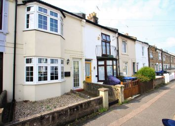 Thumbnail 2 bed terraced house to rent in Becket Road, Worthing