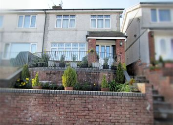 Thumbnail 3 bed semi-detached house for sale in Y Fron, Felinfoel, Llanelli, Carmarthenshire