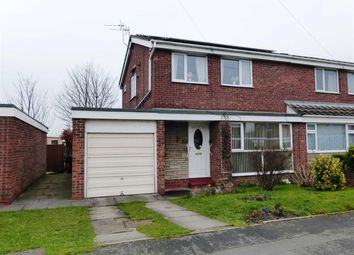 Thumbnail 3 bed semi-detached house for sale in Hilton Avenue, Scunthorpe