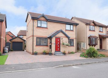 Thumbnail 4 bed detached house for sale in Oak Tree Road, Clowne, Chesterfield