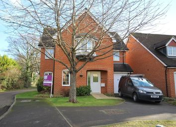 Thumbnail 4 bed detached house to rent in The Laurels, Western Avenue, Woodley