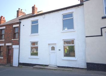 2 bed terraced house for sale in Brook Street, Heage, Belper DE56
