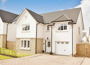 Thumbnail 5 bed property for sale in West Cairn View, Murieston, Livingston