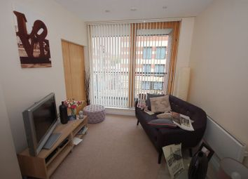 Thumbnail 1 bed flat to rent in Sandhill, Newcastle Upon Tyne