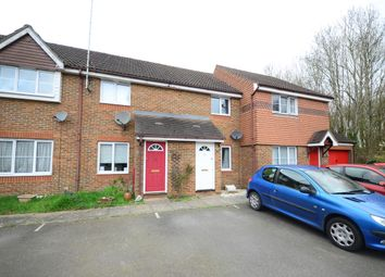 Thumbnail 2 bed terraced house to rent in Ropeland Way, Horsham